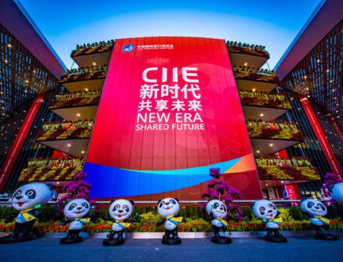 Air0 at China International Import Expo CIIE