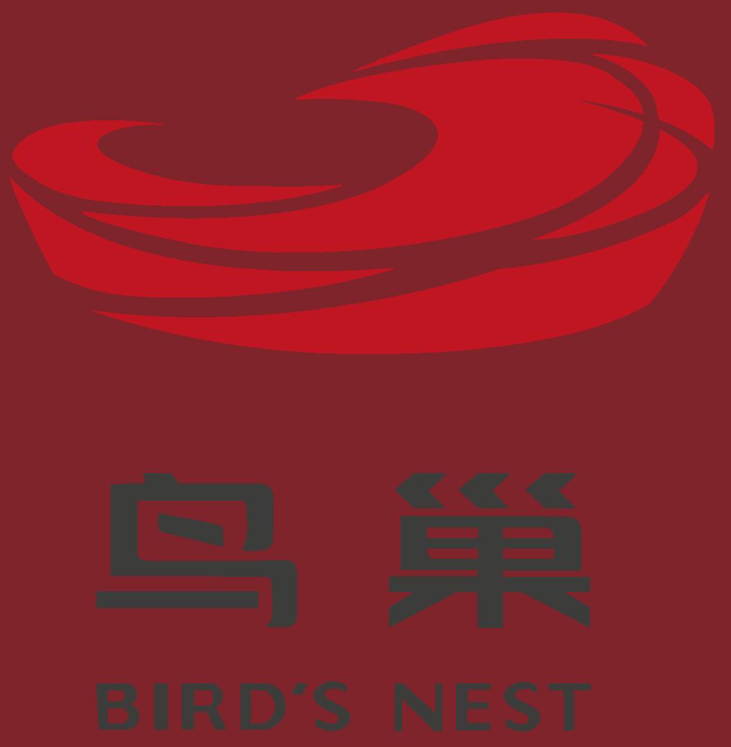 Air0 referenssi Bird's nest logo
